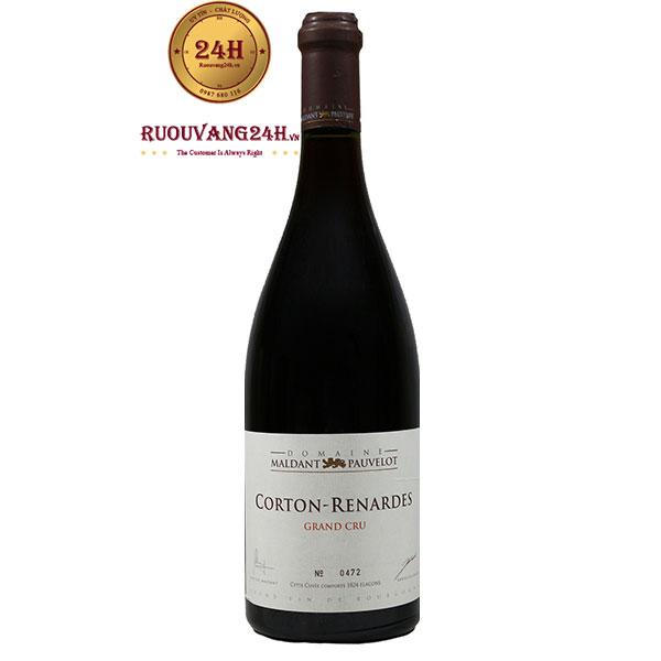 Rượu Vang Domaine Maldant Pauvelot Corton Renardes