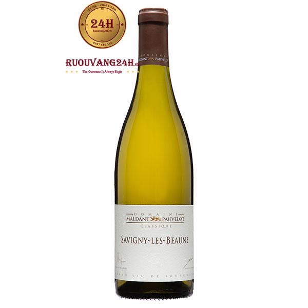 Rượu Vang Domaine Maldant Pauvelot Savigny Les Beaune