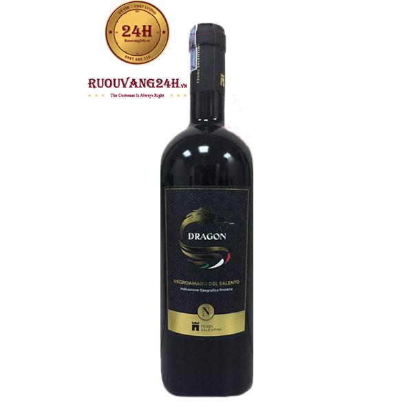 Rượu Vang Dragon Negroamaro