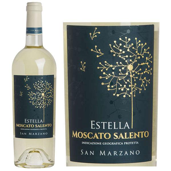 Rượu Vang Estella Moscato Salento