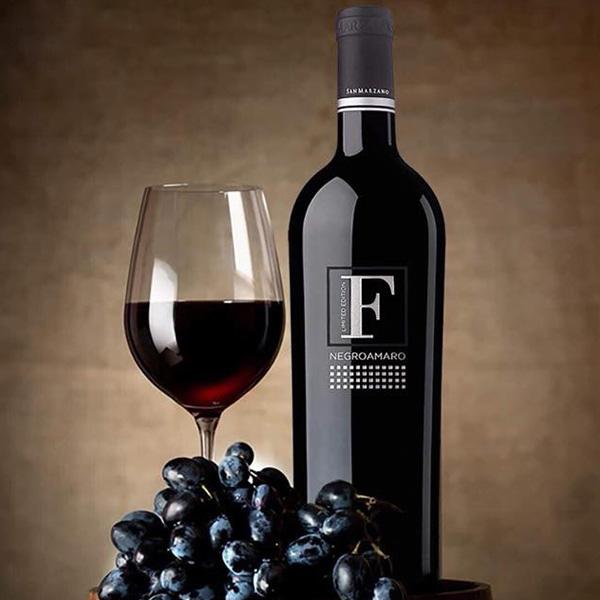 Rượu Vang F Limited Negroamaro - Rượu Vang 24H