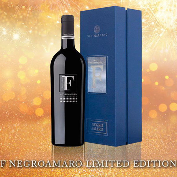 Rượu Vang F Limited Negroamaro Edition