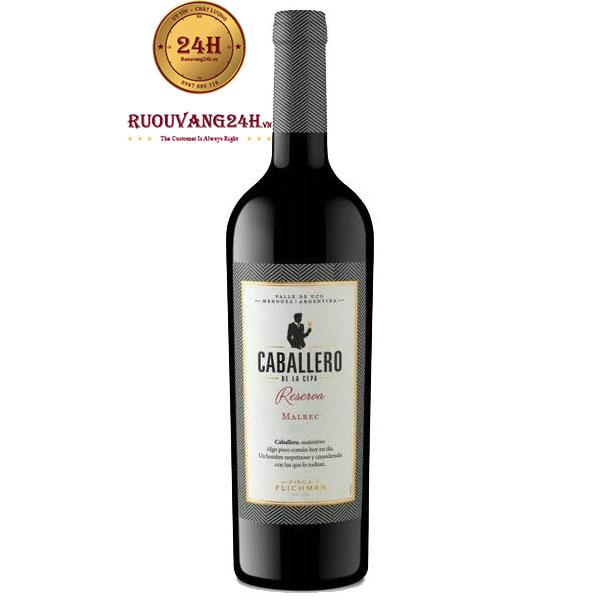 Rượu Vang Finca Flichman Caballero Reserva Malbec