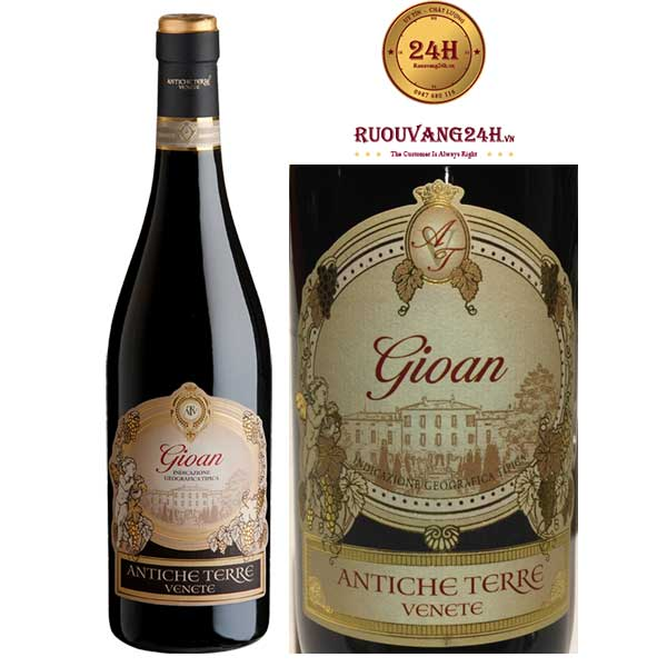 Rượu Vang Gioan Rosso Veronese IGT