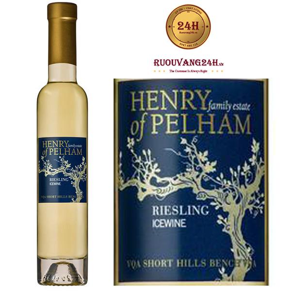 Rượu Vang Riesling Icewine