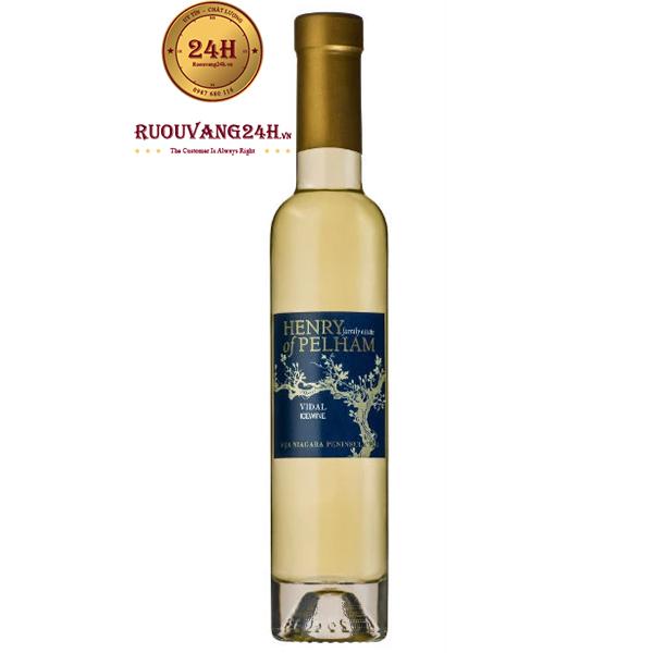 Rượu Vang Icewine Vidal – Vang Đá Canada Nhập Khẩu