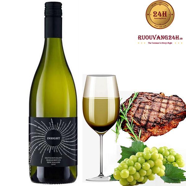 Rượu Vang Insight Sauvignon Blanc