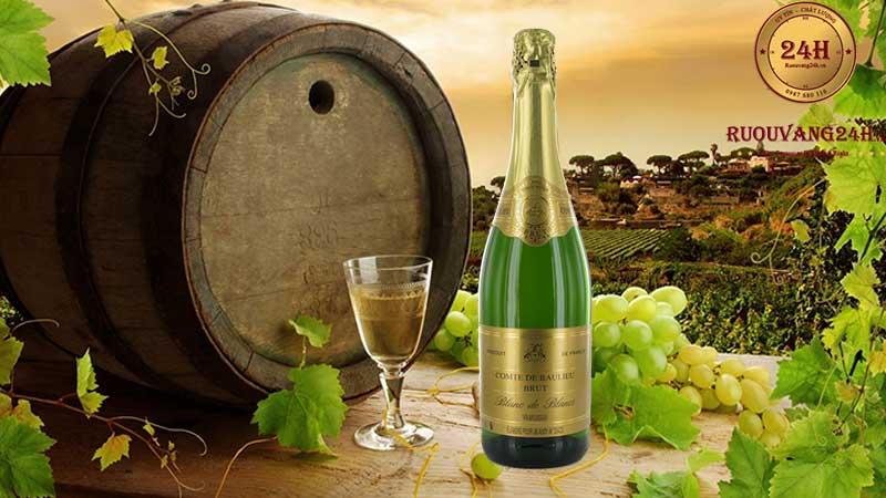 Rượu Vang Jean Baptiste Audy Comte de Baulieu