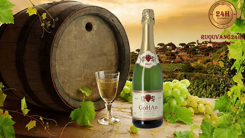 Rượu Vang Jean Baptiste Audy Cuvee Gohan Sparking