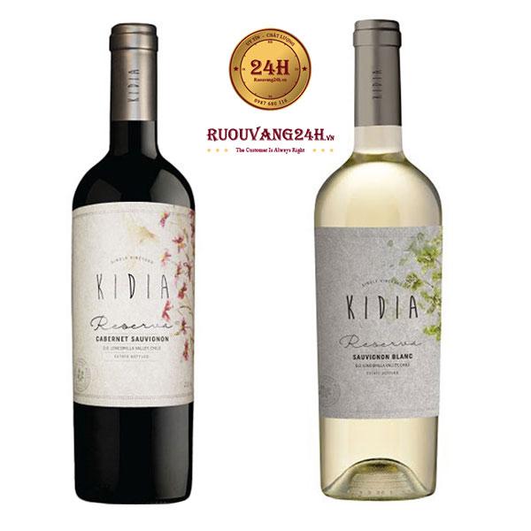 Rượu Vang Kidia Reserva Cabernet Sauvignon