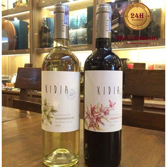Rượu Vang Kidia Classic