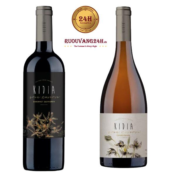 Rượu Vang Kidia Gran Reserva Cabernet Sauvignon