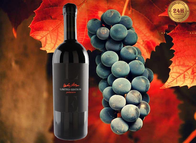 Rượu Vang L E Pie del Monaco Limited Edition