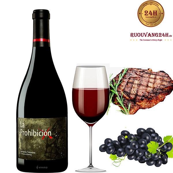 Rượu Vang La Prohibicion