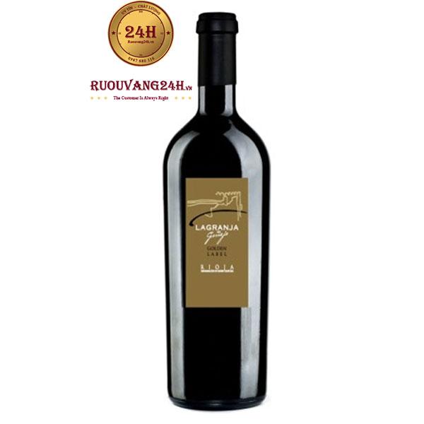 Rượu Vang Lagranja Golden Label