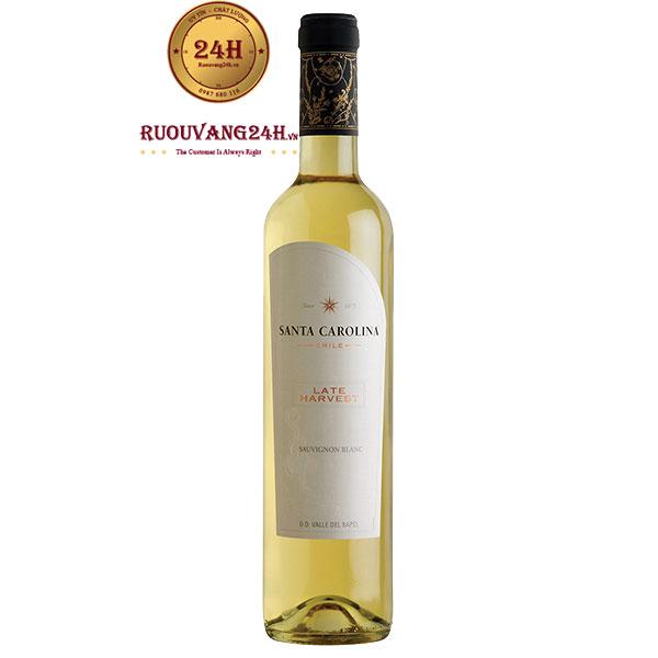 Rượu Vang Late Harvets Sauvignon Blanc