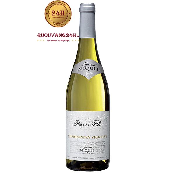 Rượu Vang Laurent Miquel Pere Et Fils Chardonnay Viognier