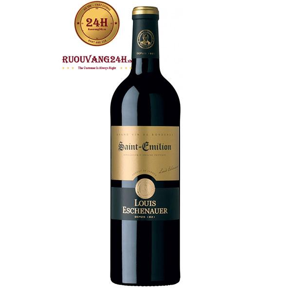 Rượu Vang Louis Eschenauer Saint Emilion Aoc