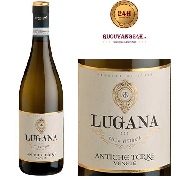 Rượu Vang Lugana DOC