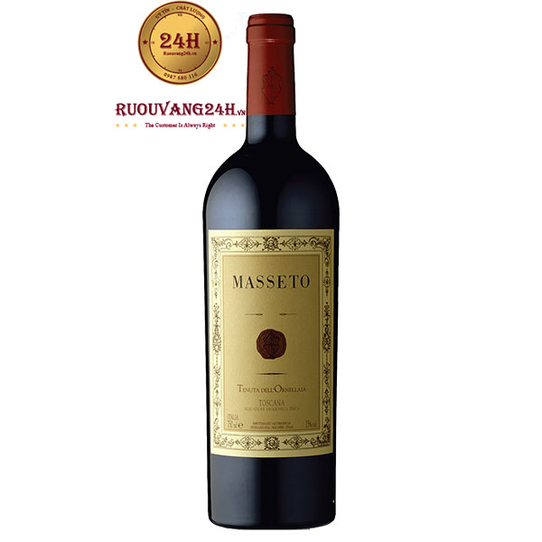 Rượu Vang MASSETO Toscana
