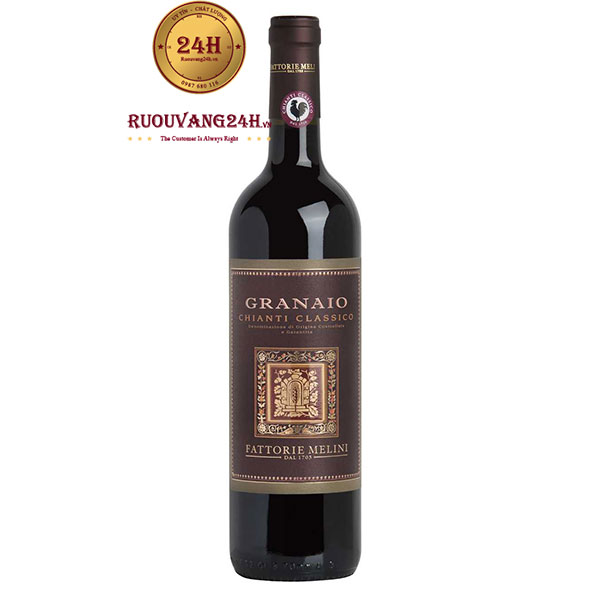 Rượu Vang Granaio Fattorie Melini Chianti Classico