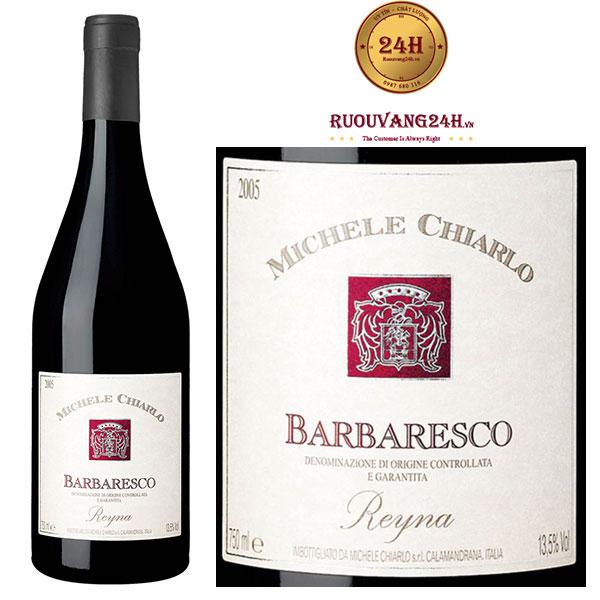 Rượu Vang Michele Chiarlo Reyna