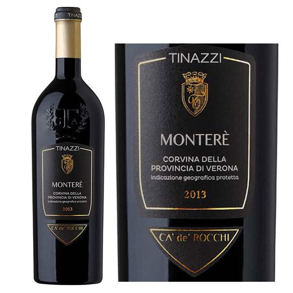 Rượu Vang Monterè Corvina Della privincia Di Verona