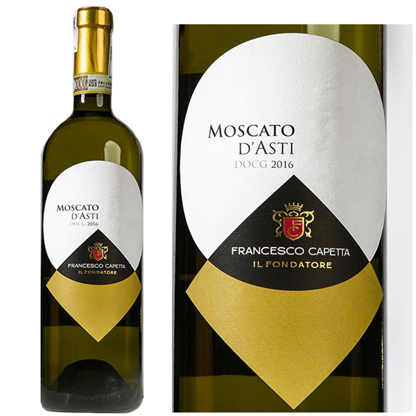 Rượu Vang Moscato D'Asti