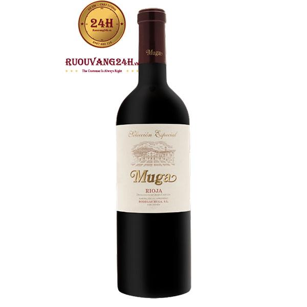 Rượu Vang Muga Selection Especial