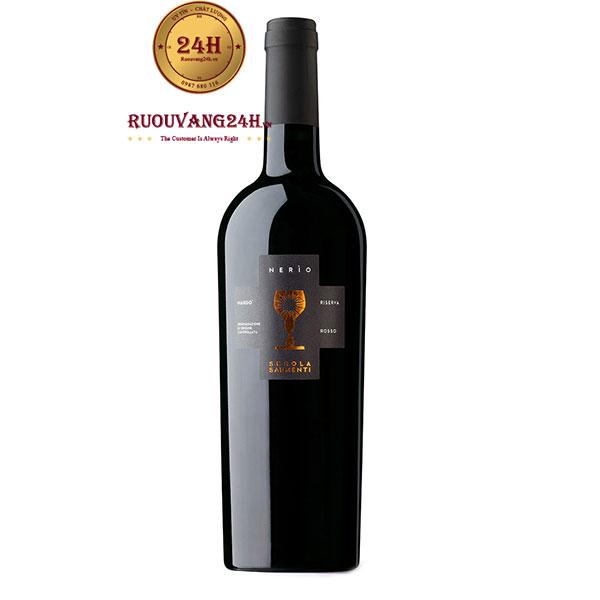 Rượu Vang NERIO Schola Sarmenti
