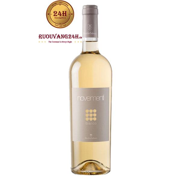 Rượu Vang Novementi Bianco