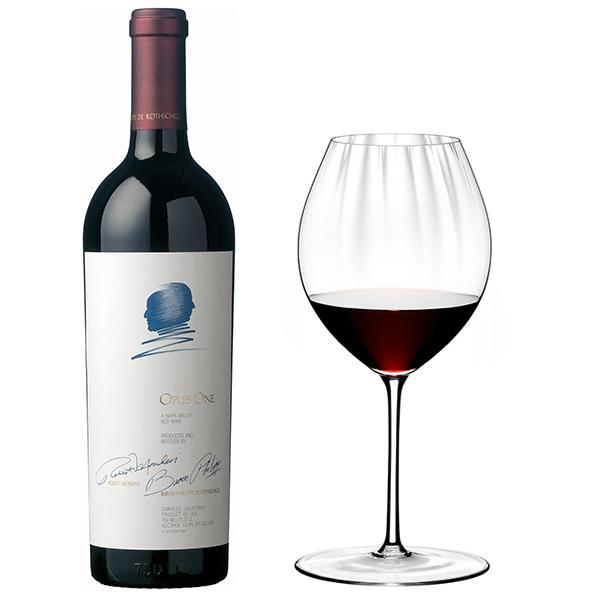 Rượu Vang Mỹ Opus One