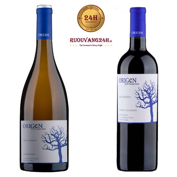 Rượu Vang Origen Gran Reserva