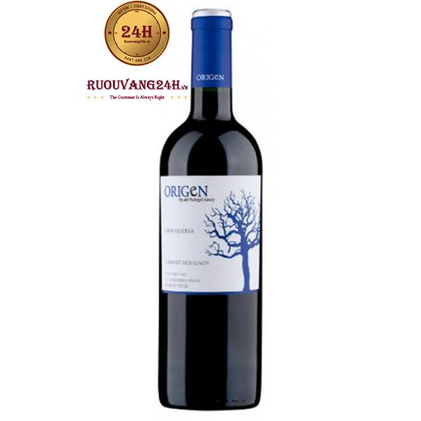 Rượu Vang Origen Gran Reserva – Giá Sốc