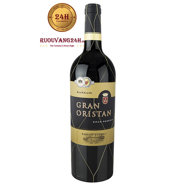 Rượu Vang Oristan Gran Reserva