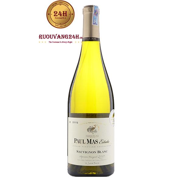 Rượu Vang Paul Mas Estate Sauvignon Blanc