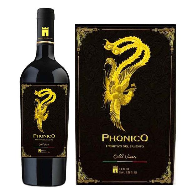 Rượu Vang Ý PHONICO