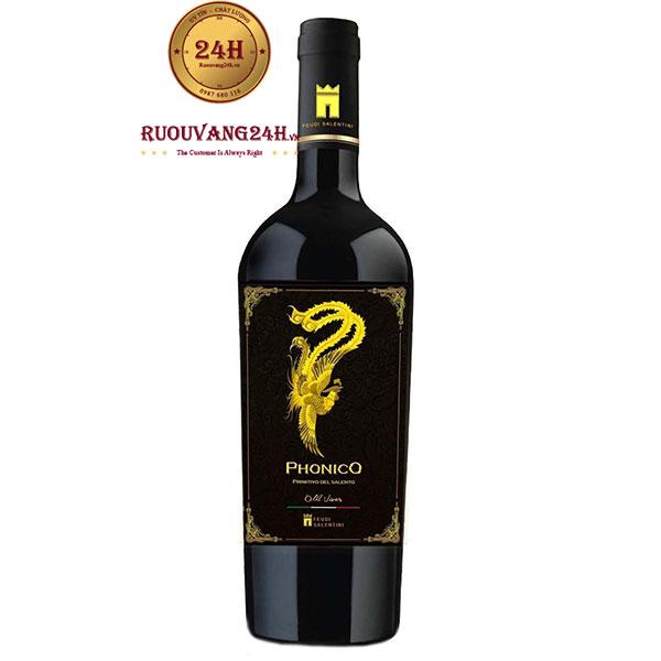 Rượu Vang Ý PHONICO – Vang Phượng Hoàng