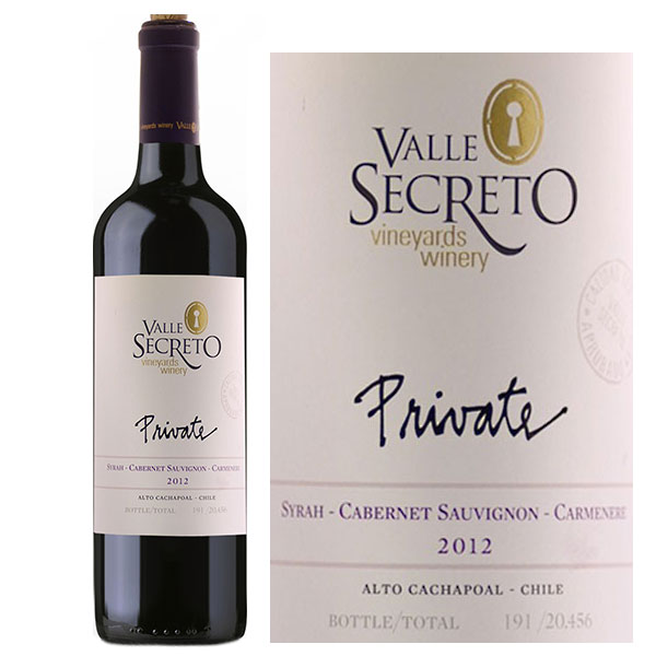 Rượu Vang Private