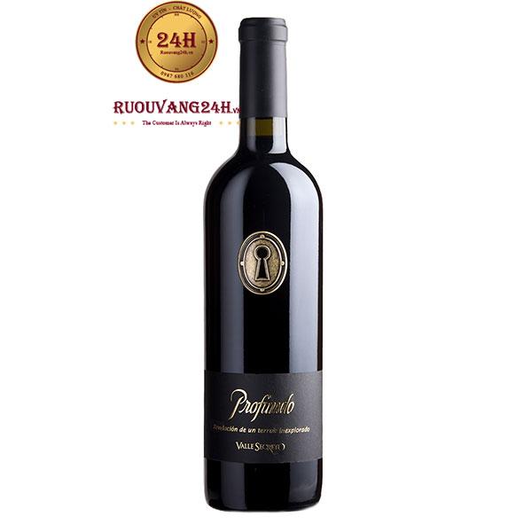 Rượu Vang Profundo – Rượu Vang Chìa Khóa