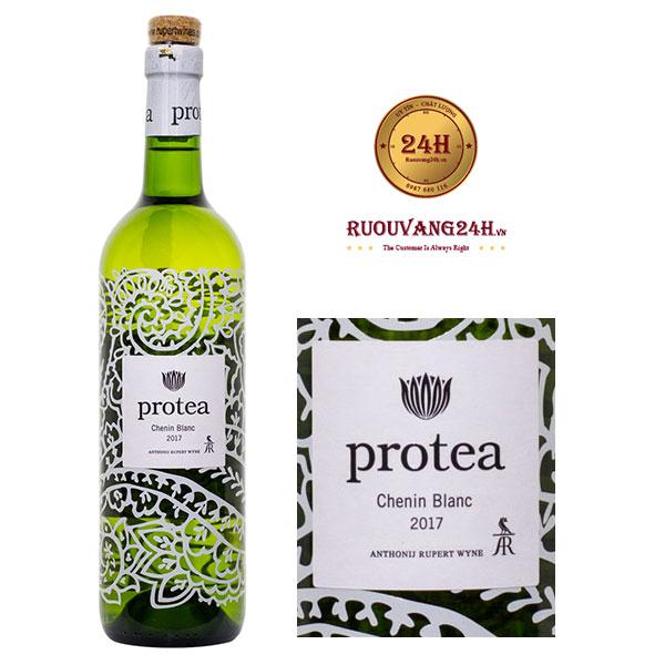 Rượu Vang Protea Chenin Blanc