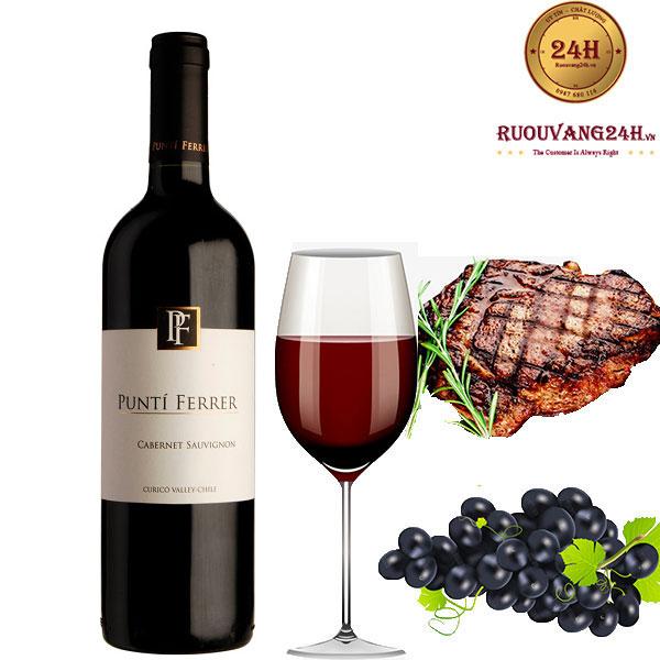 Rượu Vang Punti Ferrer Cabernet Sauvignon