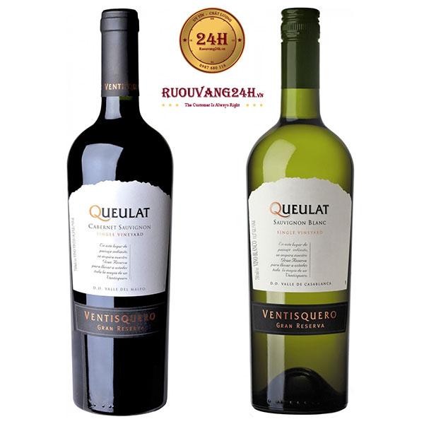 Rượu Vang Queulat Gran Reserva Cabernet Sauvignon