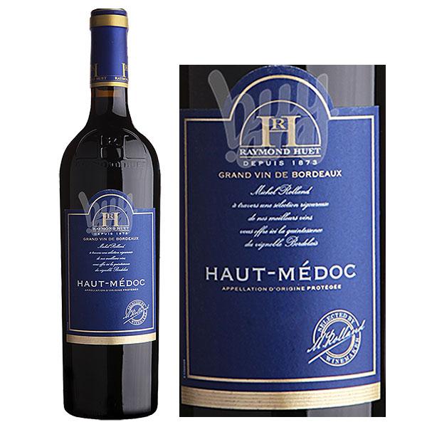 Rượu Vang Raymond Huet Haut Medoc