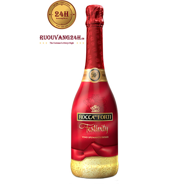 Rượu Vang Rocca Dei Forti Festivity