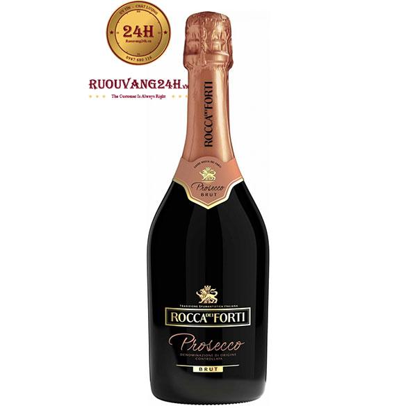 Rượu Vang Nổ Rocca Dei Forti Prosecco