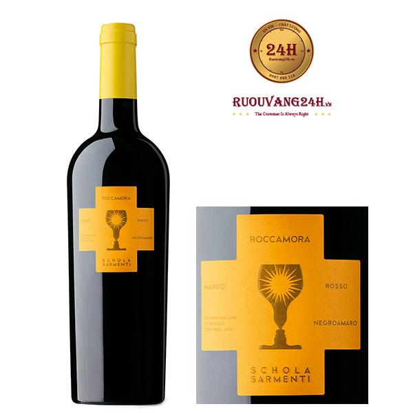 Rượu Vang Roccamora Nardo
