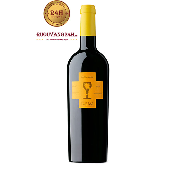 Rượu Vang Roccamora Nardo D.O.C