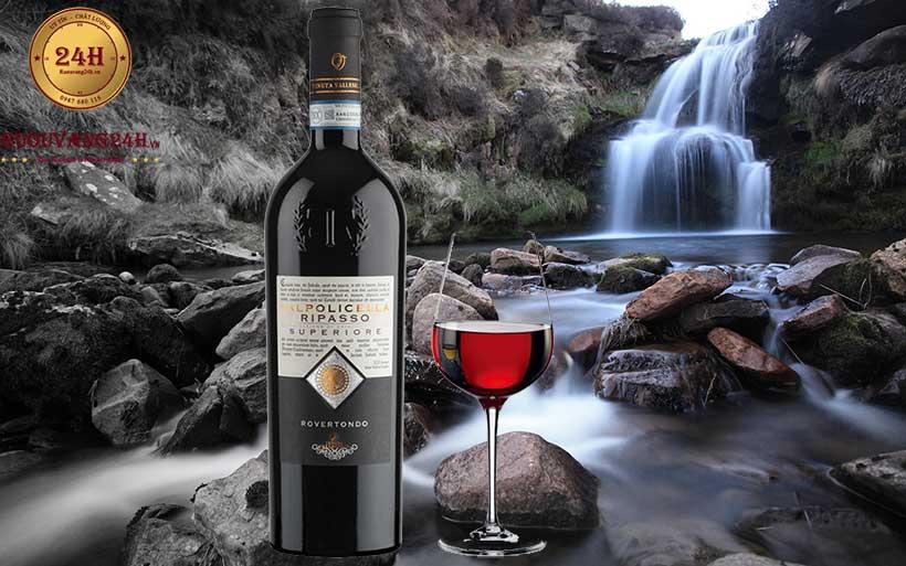 Rượu Vang Rovertondo Valpolicella Superiore Ripasso