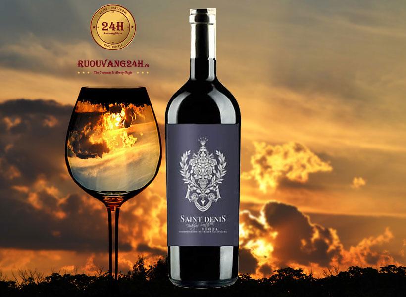 Rượu Vang Saint Denis Single Vineyard